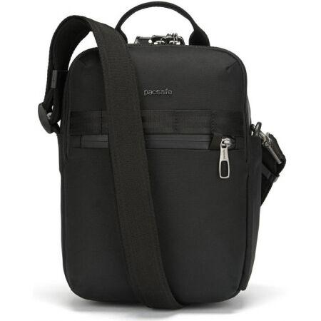 Pacsafe METROSAFE X VERTICAL CROSSBODY - Men's safety shoulder bag