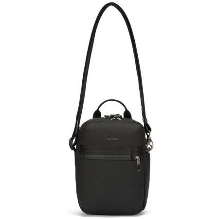 Men's safety shoulder bag - Pacsafe METROSAFE X VERTICAL CROSSBODY - 2