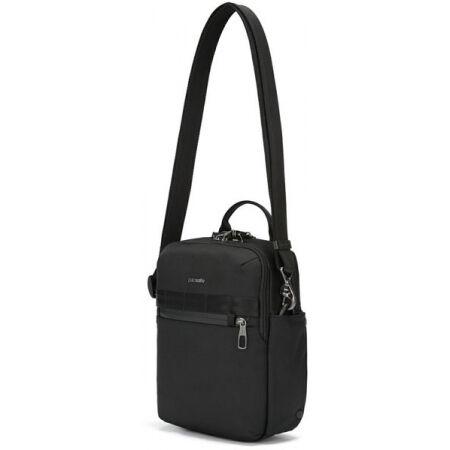 Men's safety shoulder bag - Pacsafe METROSAFE X VERTICAL CROSSBODY - 3