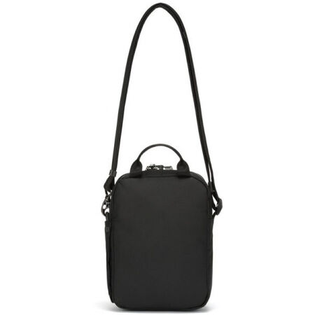 Men's safety shoulder bag - Pacsafe METROSAFE X VERTICAL CROSSBODY - 5