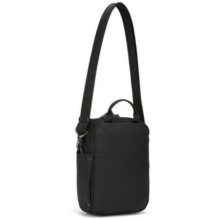 Men's safety shoulder bag - Pacsafe METROSAFE X VERTICAL CROSSBODY - 4