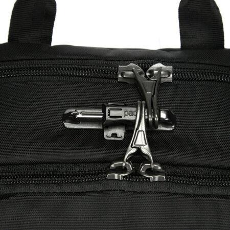 Men's safety shoulder bag - Pacsafe METROSAFE X VERTICAL CROSSBODY - 6