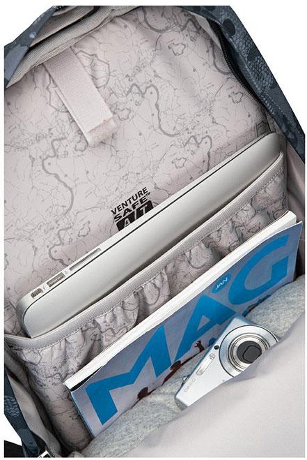Safety backpack