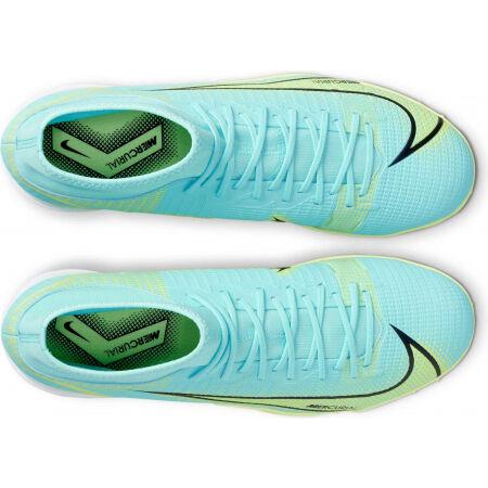 Pánské turfy - Nike MERCURIAL SUPERFLY 8 ACADEMY TF - 4