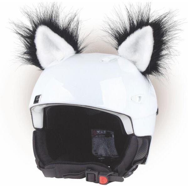 Crazy Ears MAČKA - Uši na prilbu