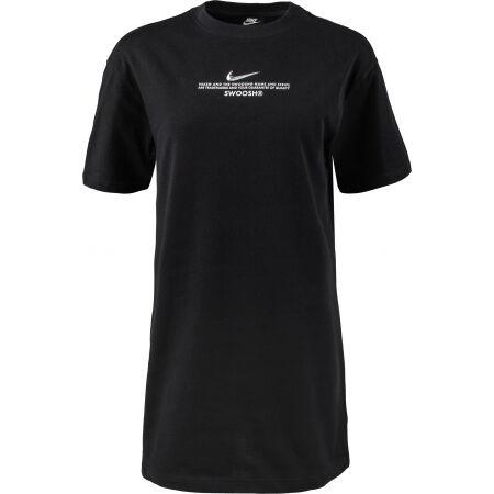 Nike NSW SWSH DRSS SS PLUS W - Dámske šaty