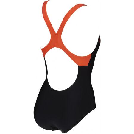 Дамски цял бански костюм - Arena TRICK SWIM PRO BACK - 3