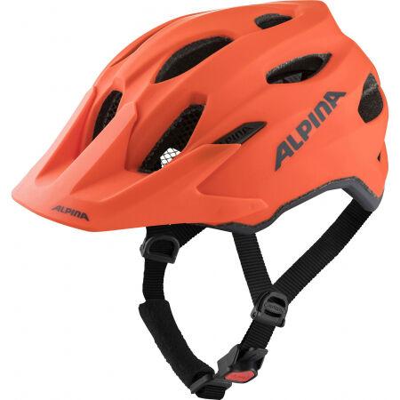 Alpina Sports CARAPAX JUNIOR - Kinder Fahrradhelm