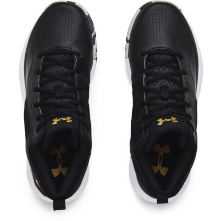 Унисекс баскетболни обувки - Under Armour LOCKDOWN 5 - 4