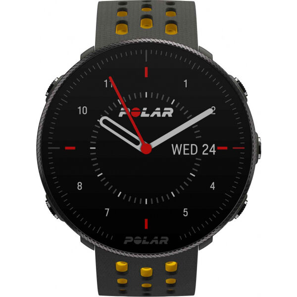 POLAR VANTAGE M2 - Multišportové hodinky s GPS a záznamom tepovej frekvencie