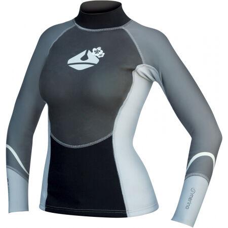 LAVACORE LC EXTREME SHIRT LADY - Top s merinem pro extrémní vodní sporty
