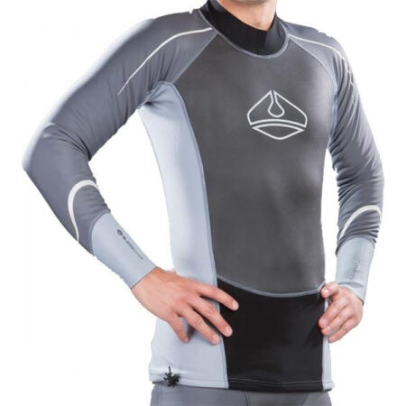 Pants with merino wool for extreme water sports - LAVACORE LC EXTREME SHIRT - 1