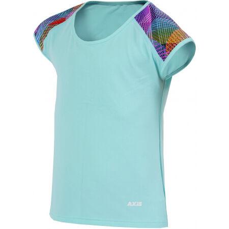 Момичешки тениска - Axis FITNESS T-SHIRT GIRL - 2