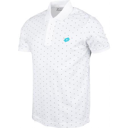 Pánske polo tričko - Lotto POLO ELBA II PQ - 2