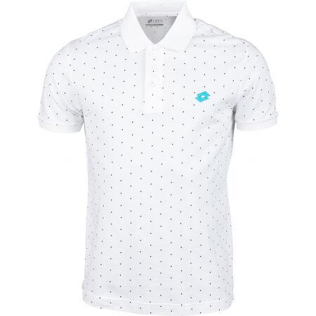 Lotto POLO ELBA II PQ - Pánske polo tričko
