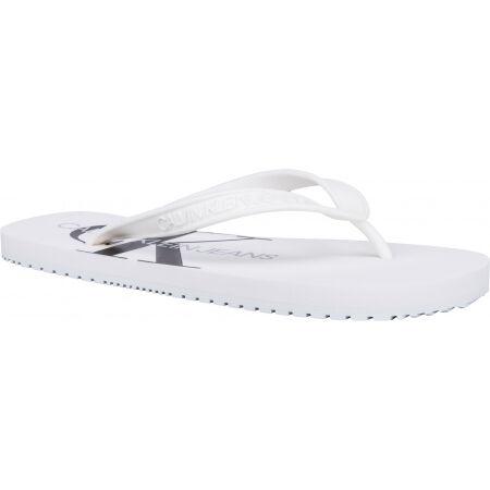 Calvin Klein BEACH SANDAL MONOGRAM TPU - Női flip-flop papucs