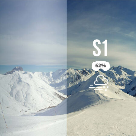 Juniorské lyžiarske okuliare - Arcore JUNO - 2
