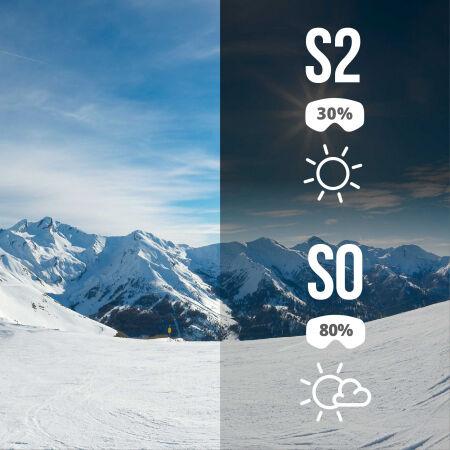 Ski helmet - Arcore MIRRAGE PHOTOCHROMIC W - 3