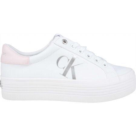 Dámska obuv na voľný čas - Calvin Klein VULCANIZED FLATFORM LACEUP NY - 2