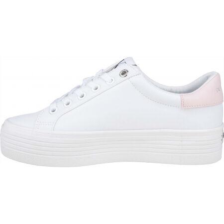Dámska obuv na voľný čas - Calvin Klein VULCANIZED FLATFORM LACEUP NY - 3
