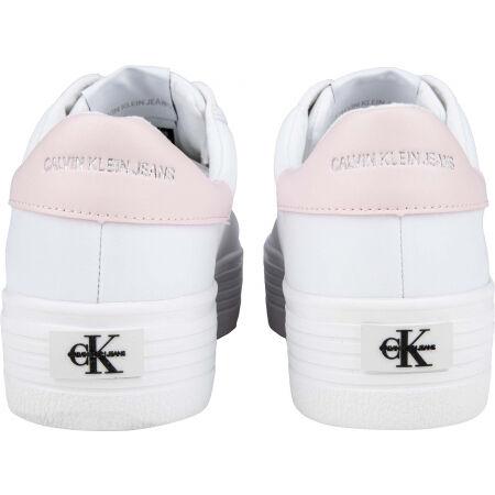 Dámska obuv na voľný čas - Calvin Klein VULCANIZED FLATFORM LACEUP NY - 6