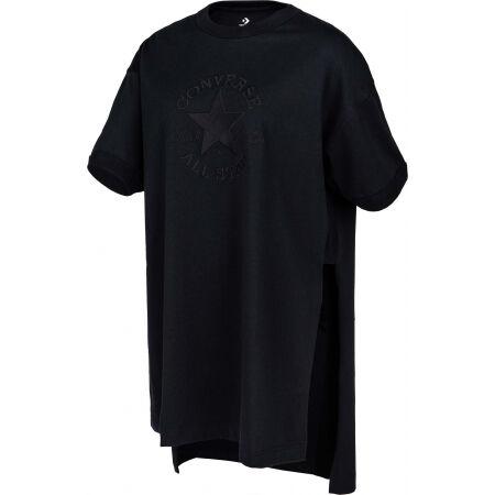 Dámské tričko - Converse CHUCK 70S LONG TEE - 2