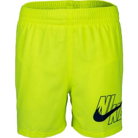 Nike LOGO SOLID LAP - Chlapčenské plavky