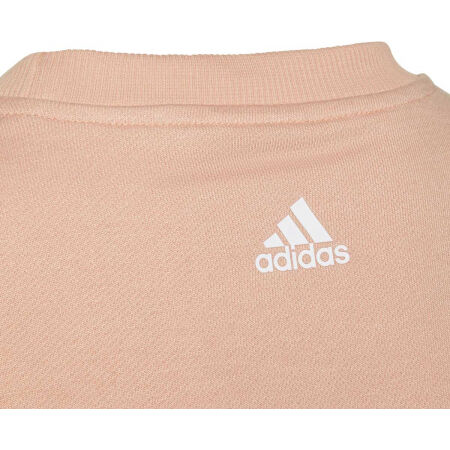 Hanorac pentru fete - adidas LOGO SWEAT - 4