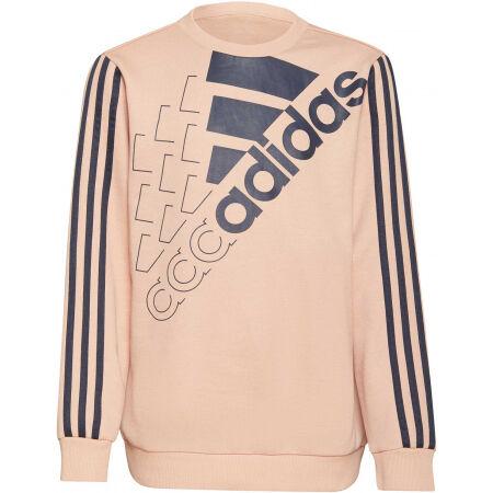 adidas LOGO SWEAT - Girls' sweatshirt