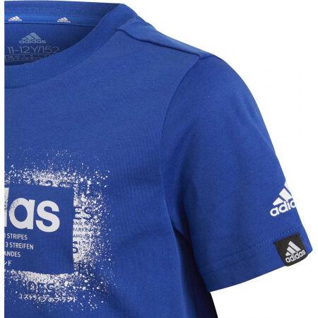Tricou de băieți - adidas GFX TEE 1 - 3