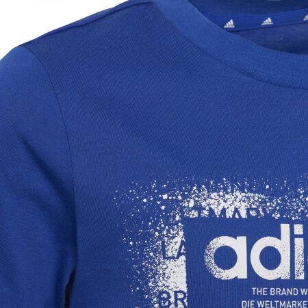Tricou de băieți - adidas GFX TEE 1 - 4