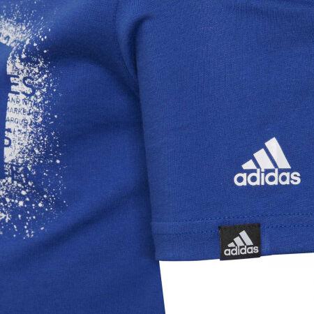Tricou de băieți - adidas GFX TEE 1 - 5