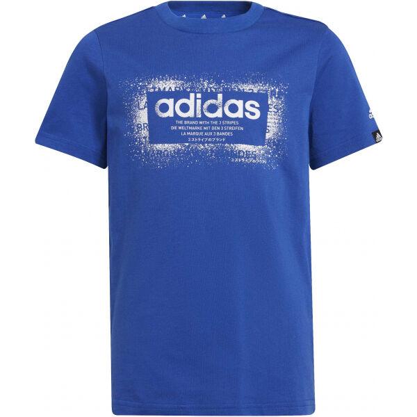 adidas GFX TEE 1 - Chlapčenské tričko