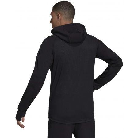 Men's sports sweatshirt - adidas MT FZ HOODIE - 6