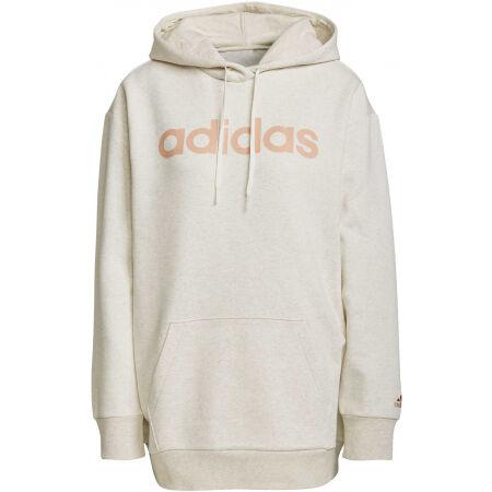 adidas W LIN OV FL HD - Bluza damska