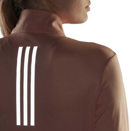 Dámské běžecké tričko - adidas OTR 1/2 ZIP - 6