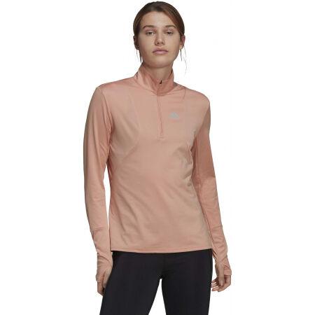 Dámské běžecké tričko - adidas OTR 1/2 ZIP - 3
