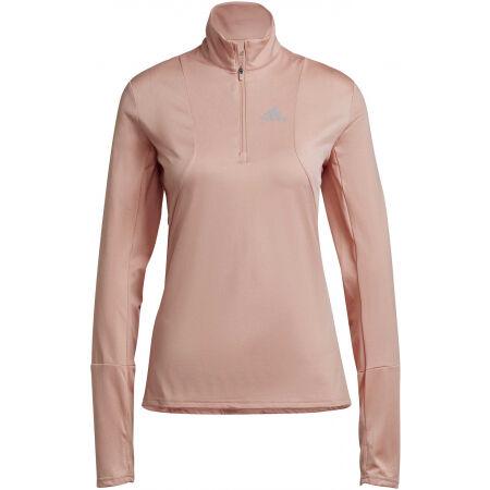 adidas OTR 1/2 ZIP - Дамска блуза за бягане