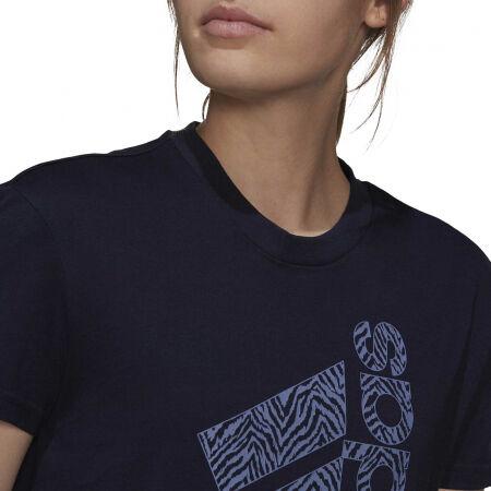 Tricou de damă - adidas VRTCL ZBR G T - 6