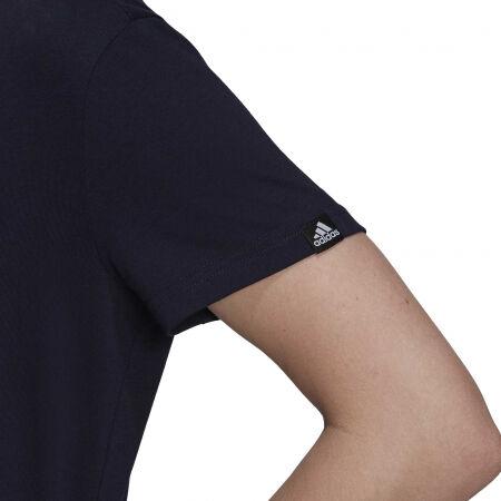 Tricou de damă - adidas VRTCL ZBR G T - 7