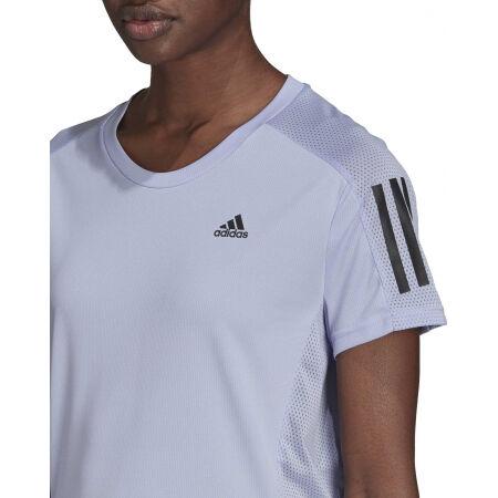 Women's running T-shirt - adidas OWN THE RUN TEE - 7