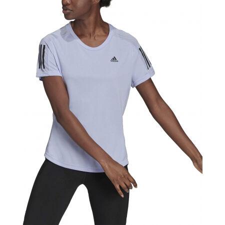 Women's running T-shirt - adidas OWN THE RUN TEE - 2