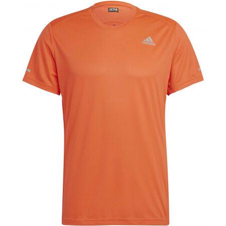 adidas RUN IT TEE - Pánske bežecké tričko