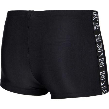 Pánské plavky - Nike LOGO TAPE AQUASHORT - 3
