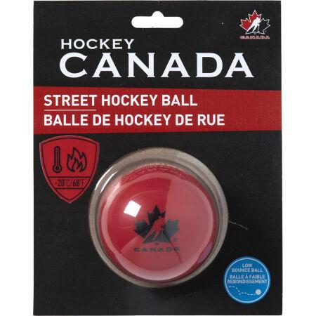 Hockey ball - HOCKEY CANADA HOCKEY BALL HARD - 2