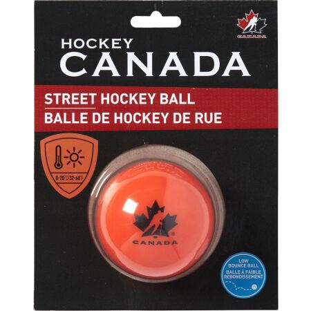 Hockey ball - HOCKEY CANADA STREET HOCKEY BALL - 2