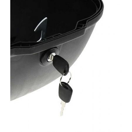 Zadní kufr k elektroskútru - RACCEWAY KUFR E-BABETA - 5