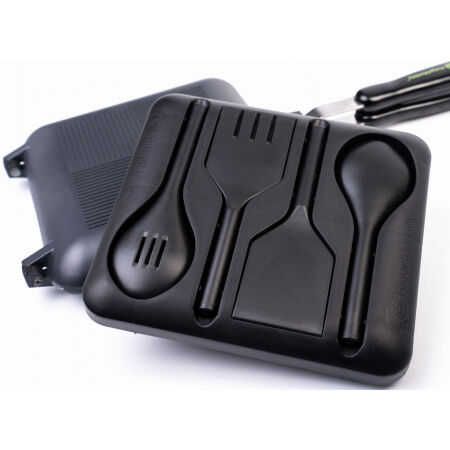 Toaster - RIDGEMONKEY THE CLASSIC DEEP FILL SANDWICH TOASTER XL + UTENSI - 6