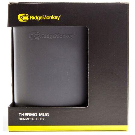 Cup - RIDGEMONKEY THERMOMUG GUNMETAL - 5