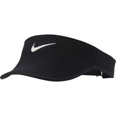 Nike AERO DF ADV RUN VISOR W - Dámský běžecký kšilt